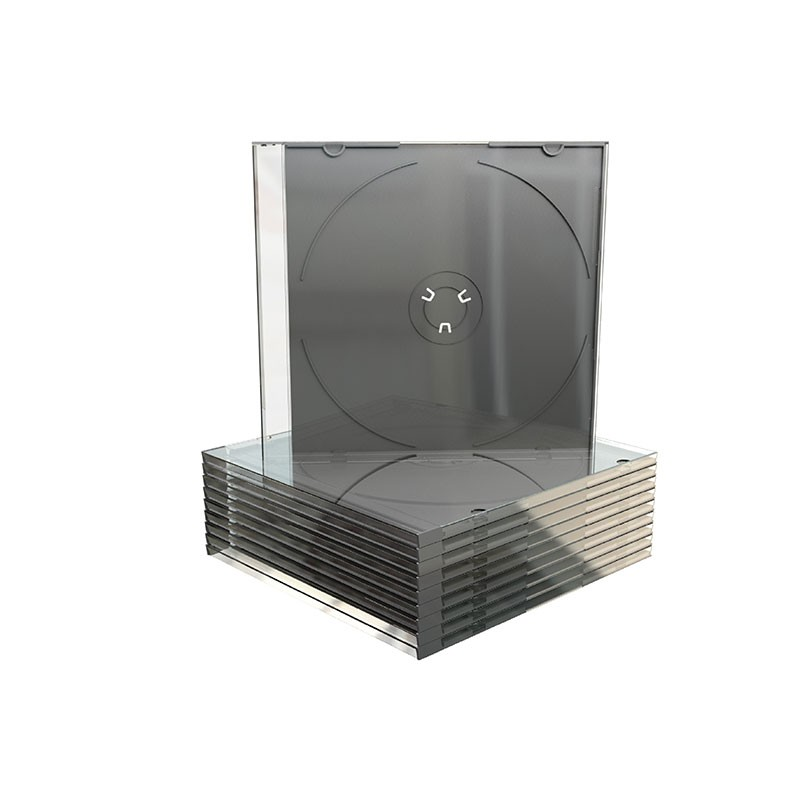 Mediarange CD Estuche Slim Case Pack 10 Uds.