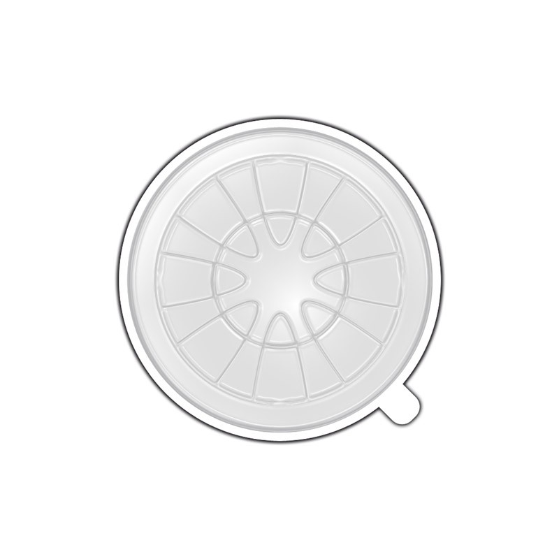 mediarange-disc-hub-center-adhesivo-transparente-100uds
