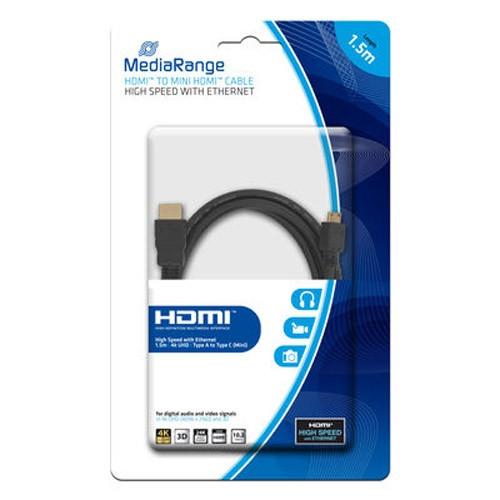 Cable HDMI a Mini HDMI MediaRange 1.5mts