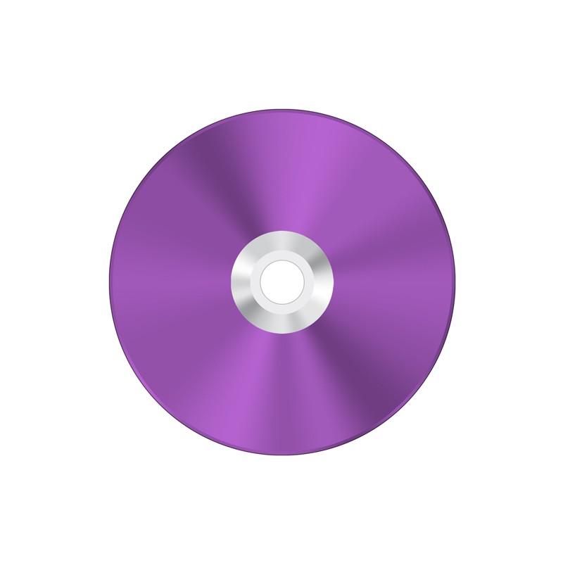 Mini DVD-R 4x Mediarange Professional Line FF Thermal White 50 uds