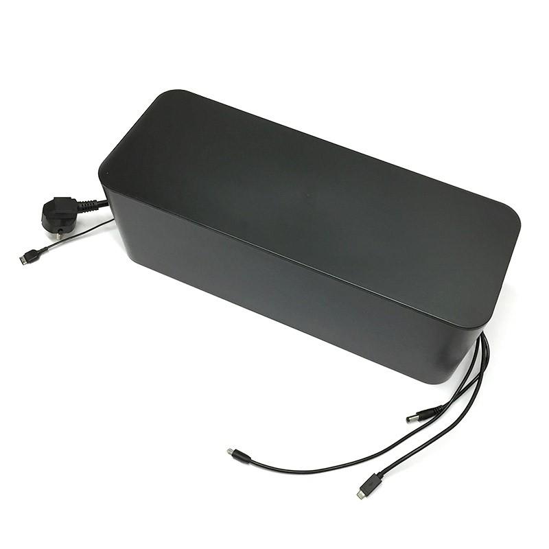 Organizador de Cables MediaRange Tidy Box Pequeño