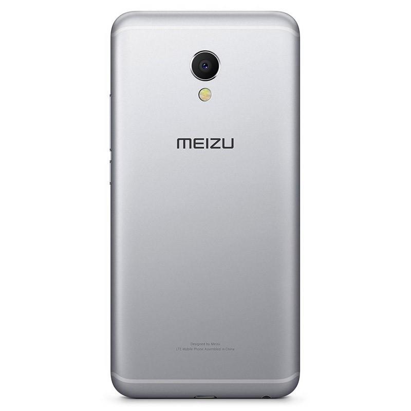 Meizu MX6 Plata / Blanco