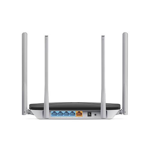 Router Inalámbrico Doble Banda AC1200 Mercusys AC12 1200Mbps