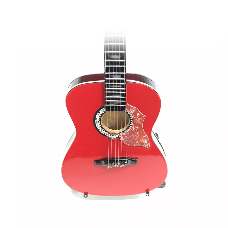 Mini Guitarra De Colección Classic Spanish - 1
