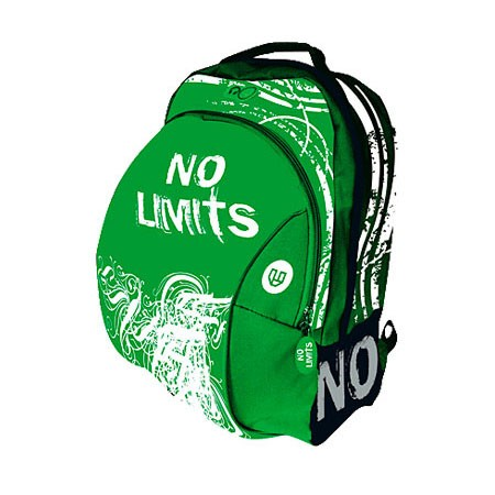 mochila-unipapel-no-limits-verde