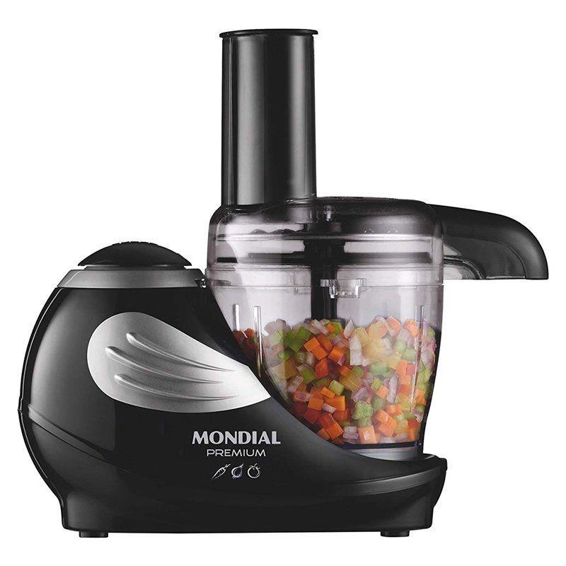 Procesador de Alimentos Mondial MP02 Lets Cook Premium