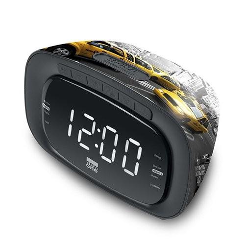 Radio Despertador Muse New One CR130 NY