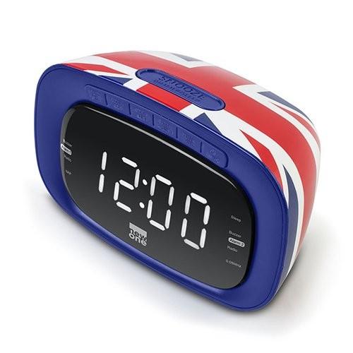 Radio Despertador Muse New One CR130 UK