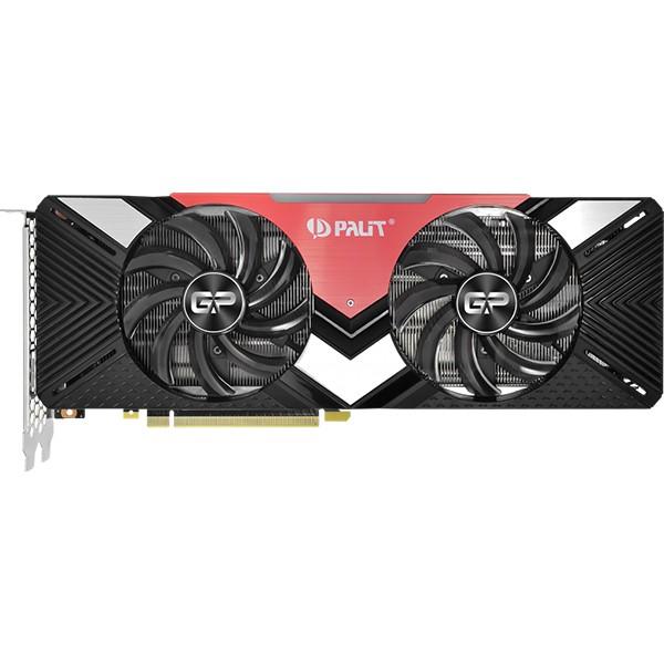 Tarjeta Gráfica Palit GeForce GTX 2070 GamingPro OC 8GB GDDR6