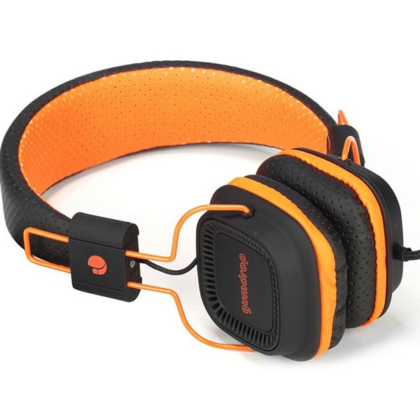 Auriculares con Microfono NGS Gumdrop Naranja