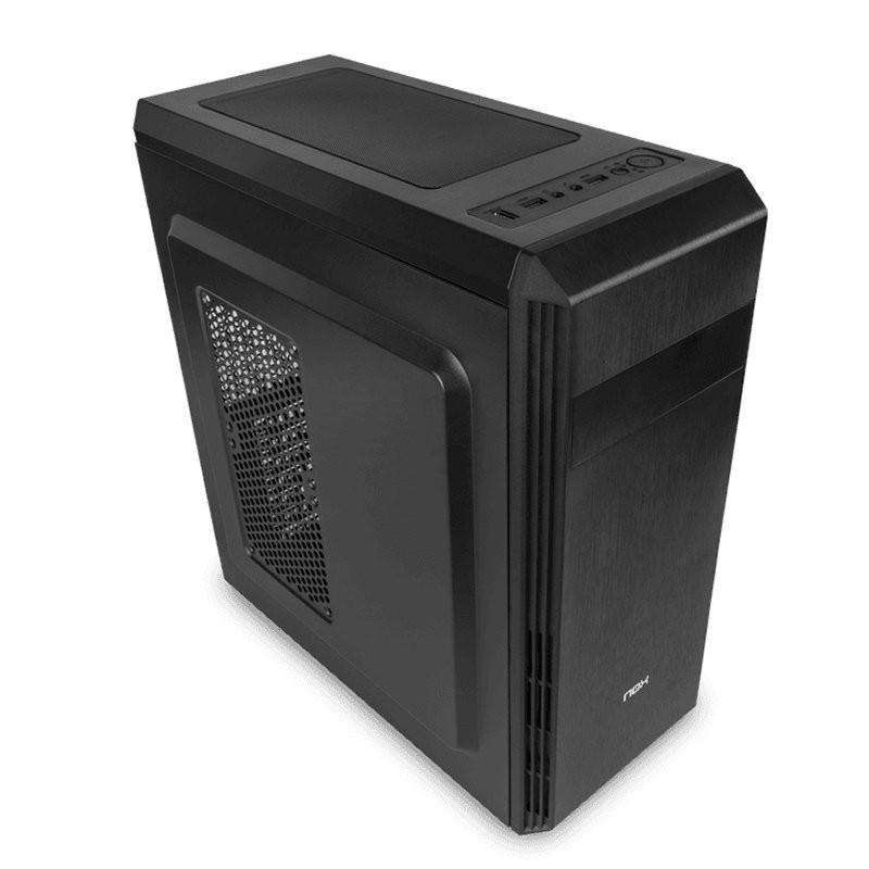 Caja PC mATX NOX Lite040 + Fuente 500W