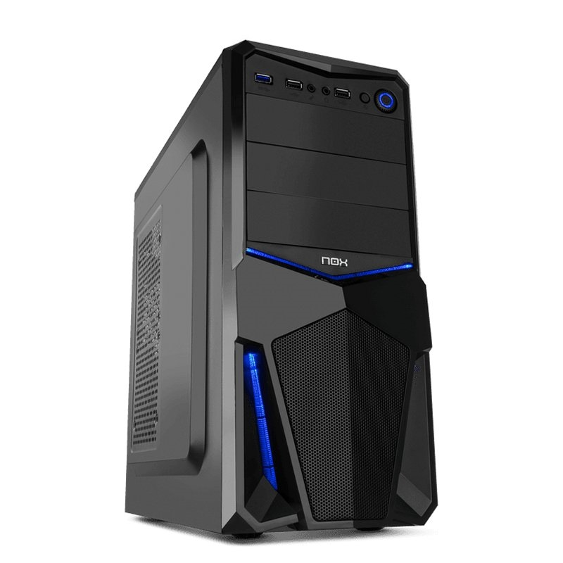 Caja PC ATX Nox Pax