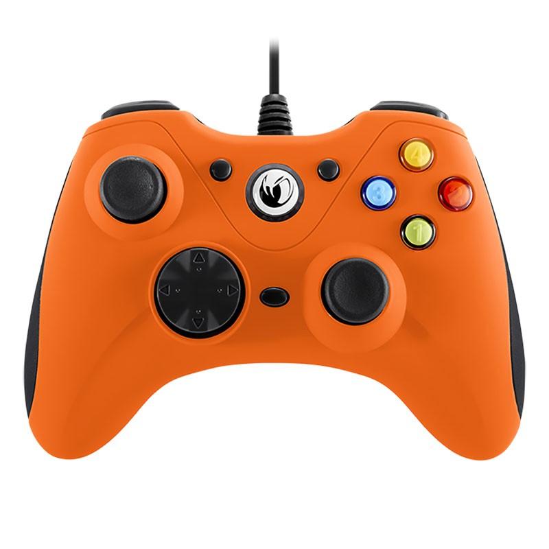 Gamepad Nacon PC GC-100 Naranja