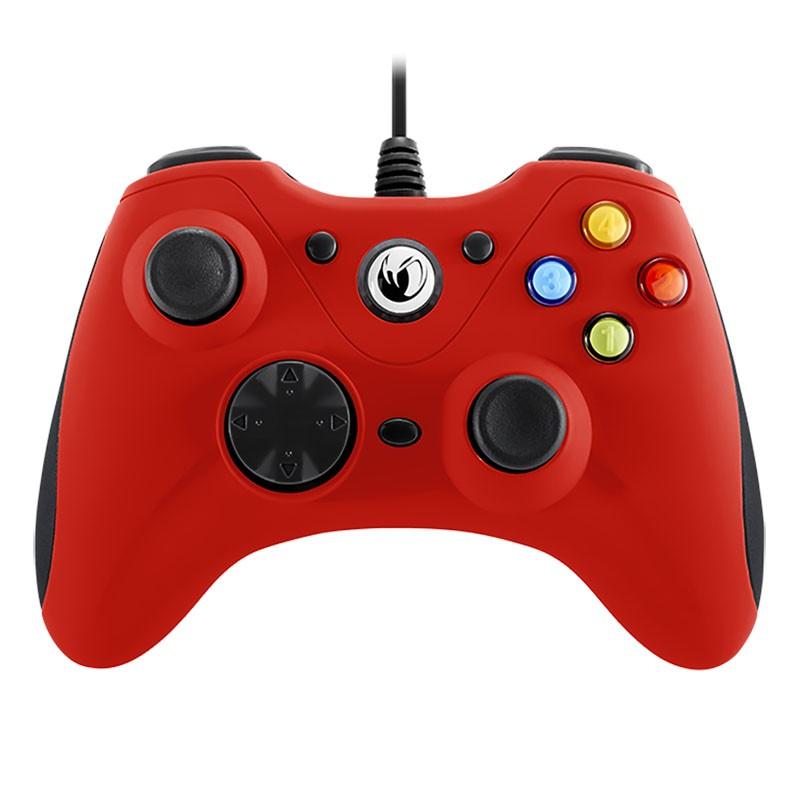 Gamepad Nacon PC GC-100 Rojo