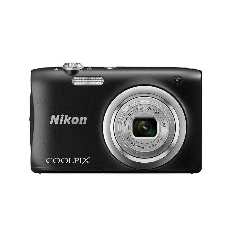 Cámara Digital Nikon Coolpix A100 Negra