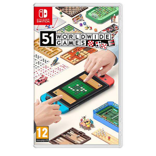 Nintendo Switch Juego 51 World Games