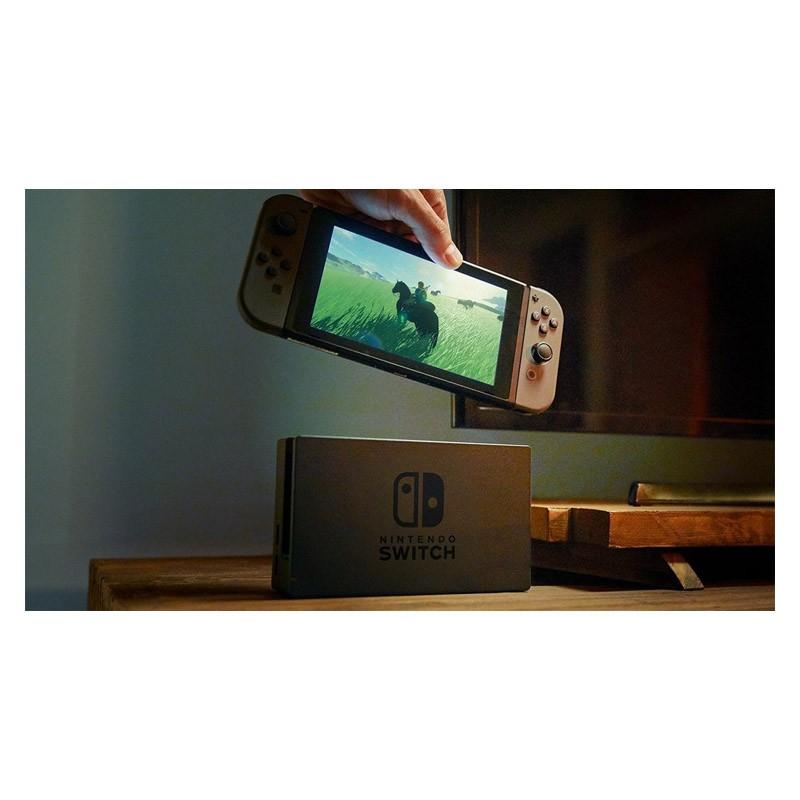 Nintendo Switch Gris - V2