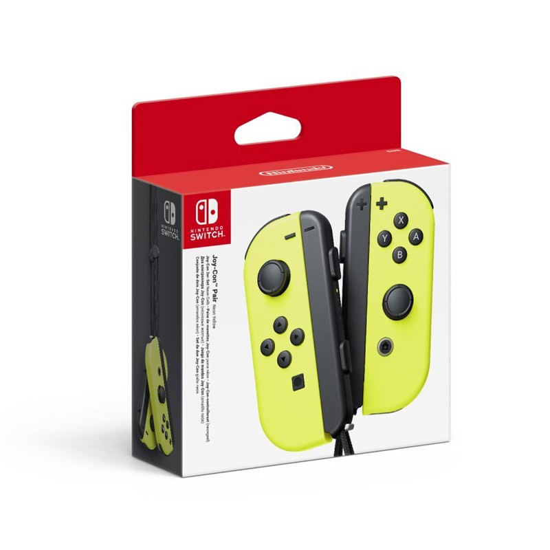 Nintendo Switch Joy-Con Amarillo