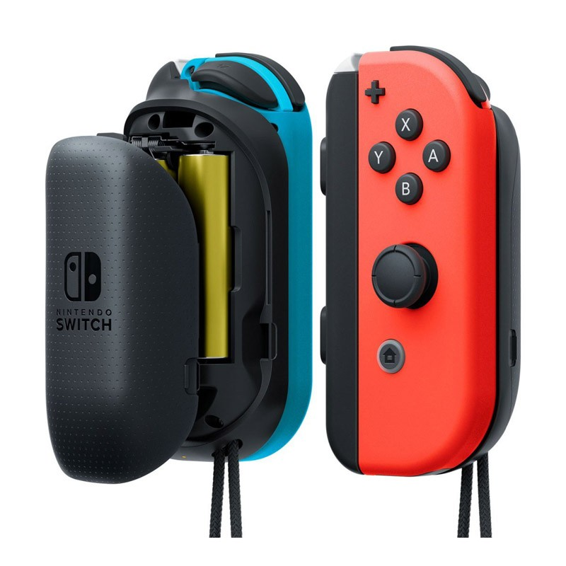 Nintendo Switch Cargador con Pilas Oficial