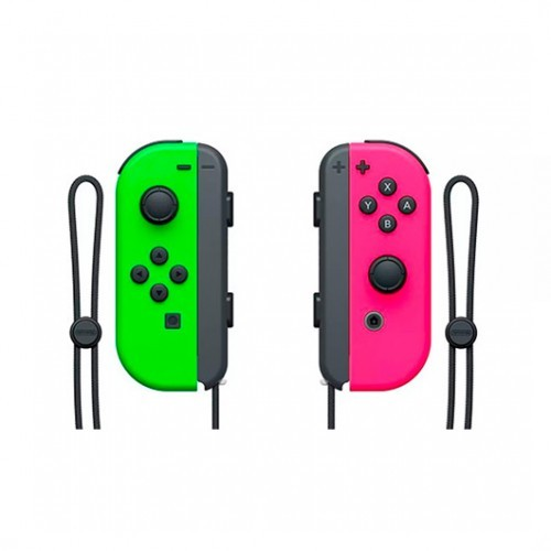 Nintendo Switch Joy-Con Verde / Rosa