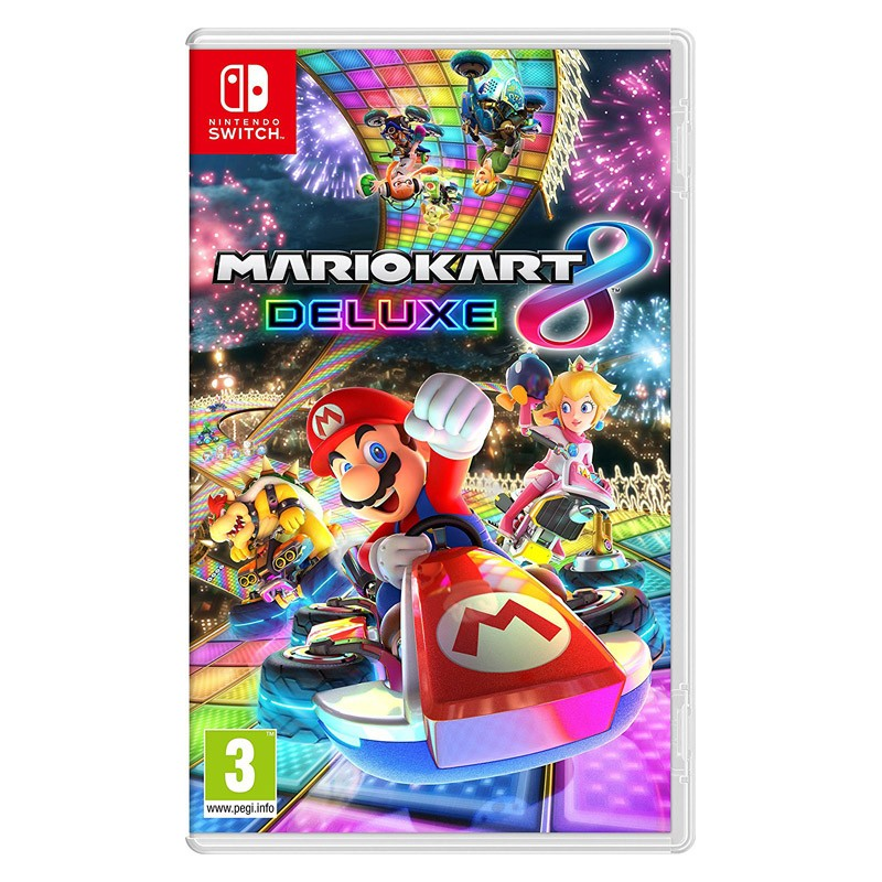 Nintendo Switch Juego Mario Kart 8 Deluxe