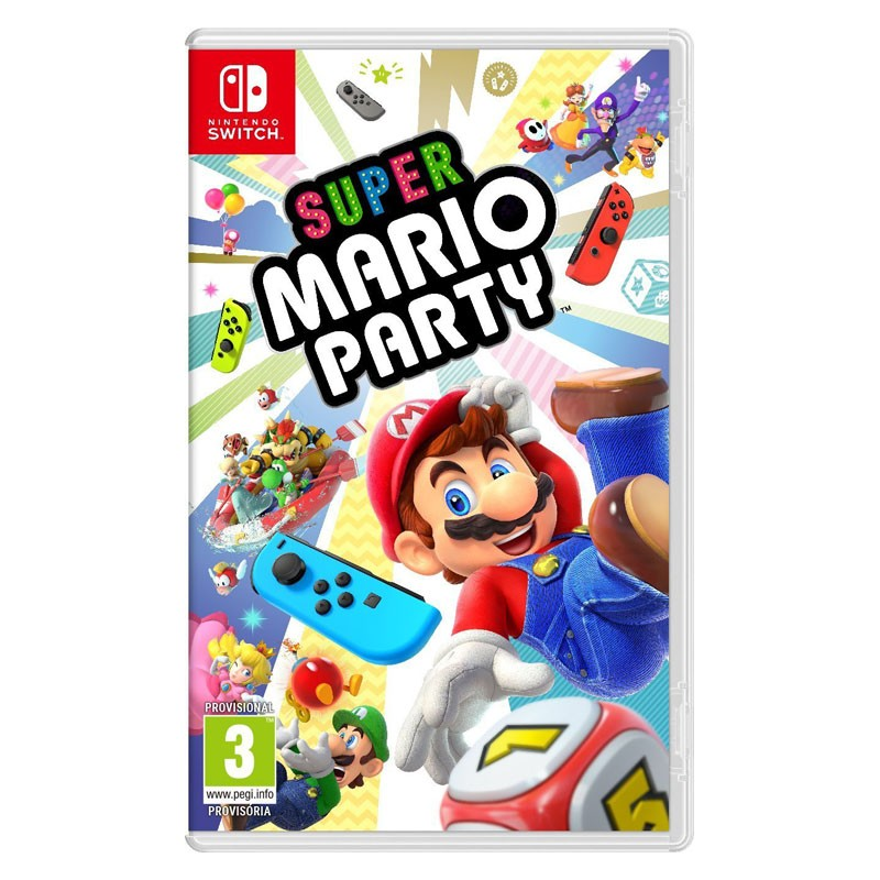 Nintendo Switch Juego Super Mario Party