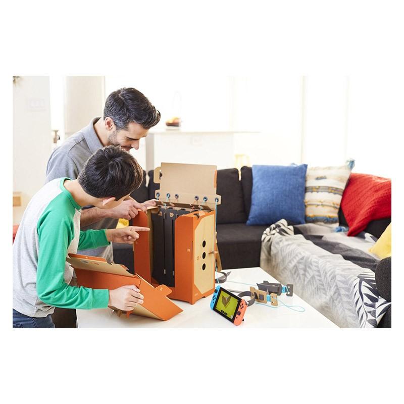Nintendo Switch Juego Nintendo Labo Kit Robot TOY-CON 02
