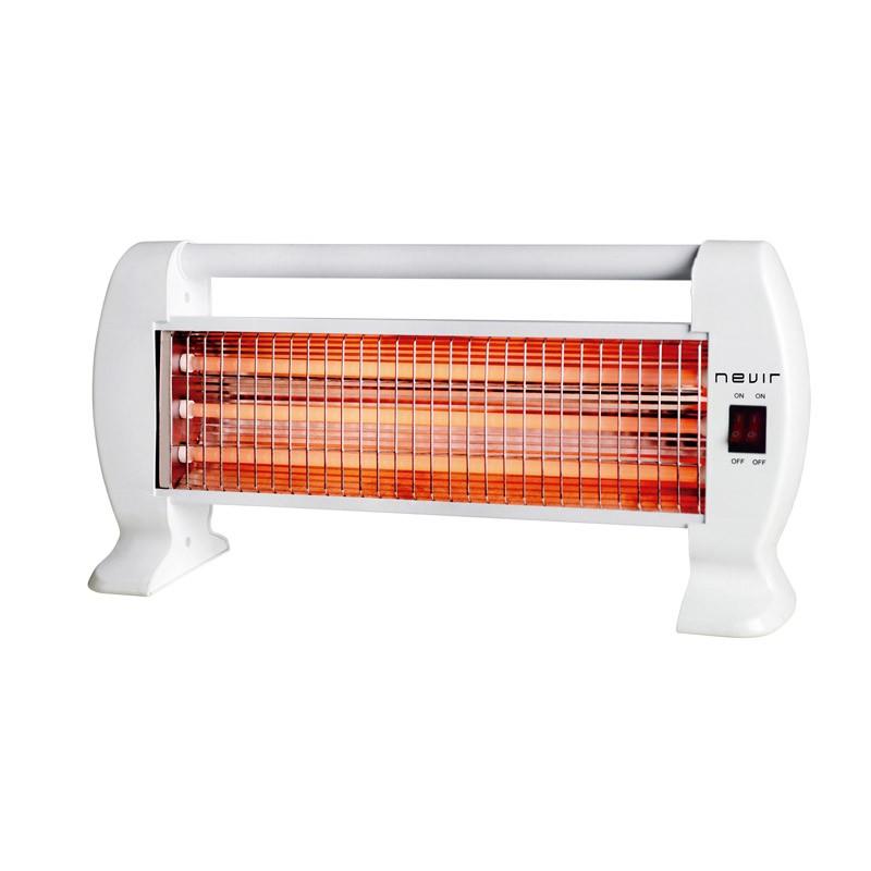Calefactor de Cuarzo Nevir NVR-9519 QS 1200W