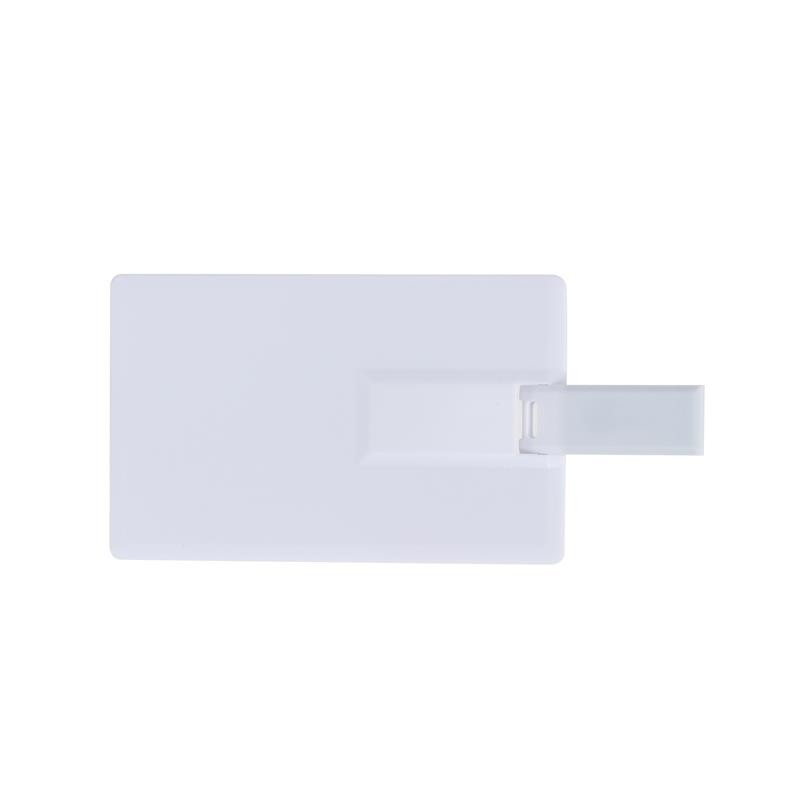 Pendrive 2GB Platinet Name Card Blanco - OEM