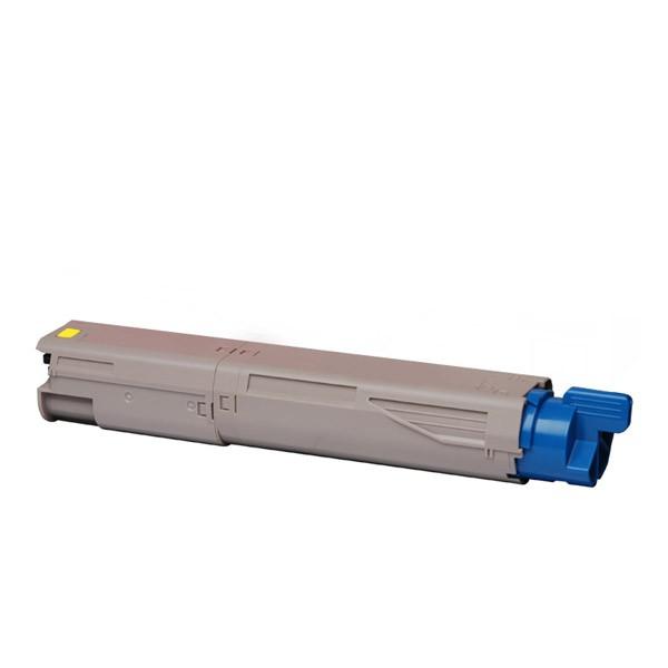 OKI C3300Y Toner Compatible Amarillo