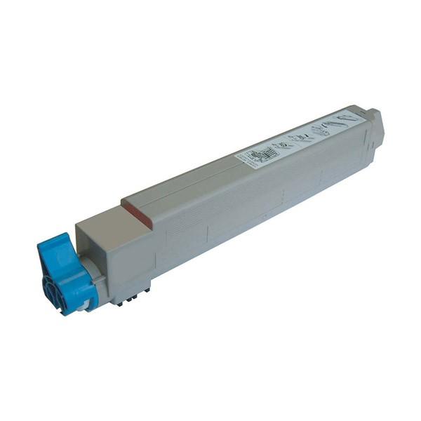 OKI C5600M Toner Compatible Magenta