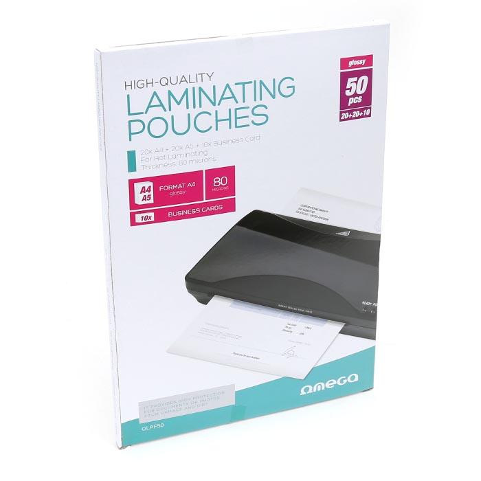 Papel para Laminar A4 20uds- A5 20uds -10uds Tarjetas