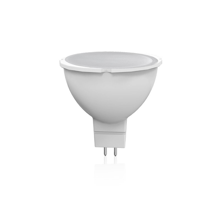 Foco LED Omega SpotLight 5W 2800k MR16 GU5.3 (400lum)
