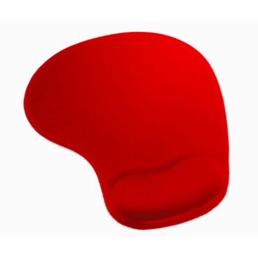 Alfombrilla De Gel Omega OMPGR Rojo