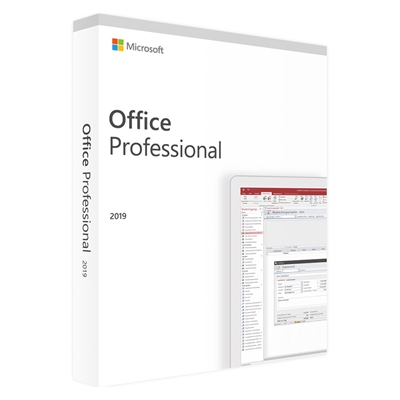 Microsoft Office 2019 Profesional ESD