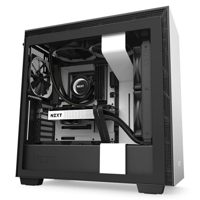 Caja PC ATX NZXT H710 Blanco Mate