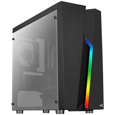 Caja PC mATX Aerocool Bolt Mini RGB