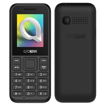 Alcatel 1066D Telefono Movil 1.8 QQVGA BT Negro