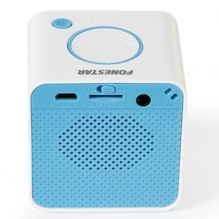 Altavoz Portátil Bluetooth Fonestar RU-33J Azul