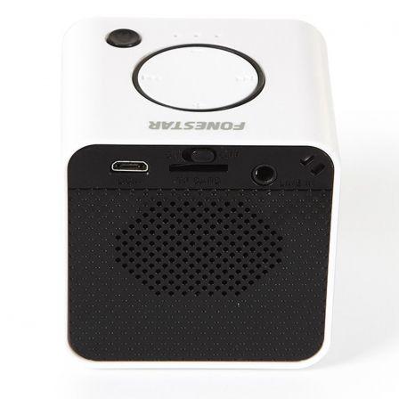 Altavoz Portátil Bluetooth Fonestar RU-33V Negro