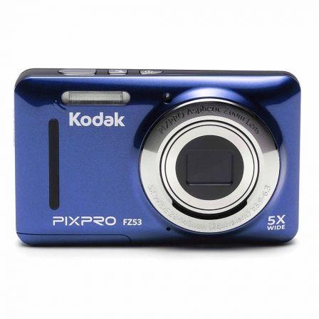 Cámara Digital Kodak Pixpro FZ53 Azul - 16MPX