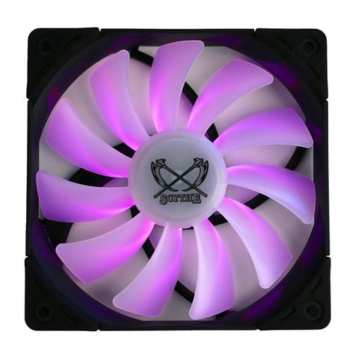 Ventilador PC Scythe Kaze Flex 120 RGB 800rpm