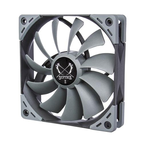 Ventilador PC Scythe Kaze Flex 120 800rpm