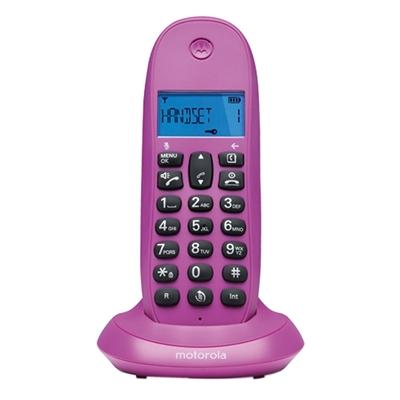 MOTOROLA C1001 LB+ Telefono DECT Violeta
