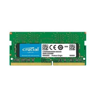 Memoria RAM Crucial SO-DIMM DD4 2666MHz PC4-21300 4GB CL19