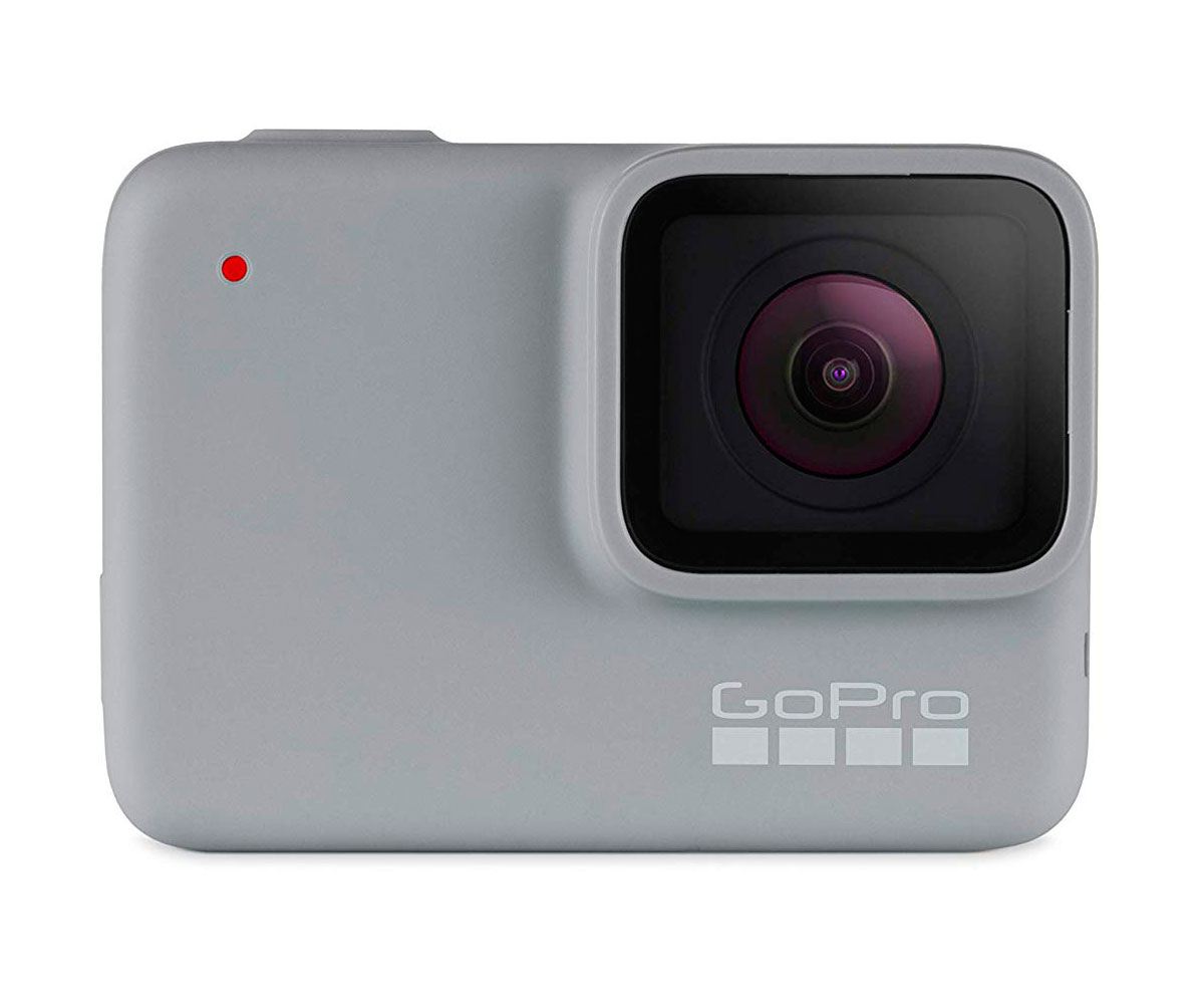 Cámara Deportiva GoPro Hero7 WHITE 10MP Full HD WiFi Táctil