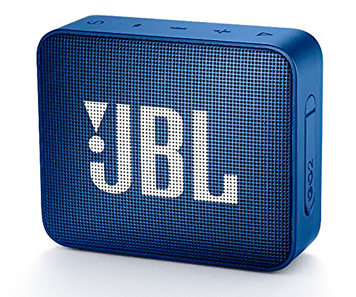 JBL GO2 AZUL ALTAVOZ INALÁMBRICO PORTÁTIL 3W RMS BLUETOOTH AUX MICRÓFONO MANOS L