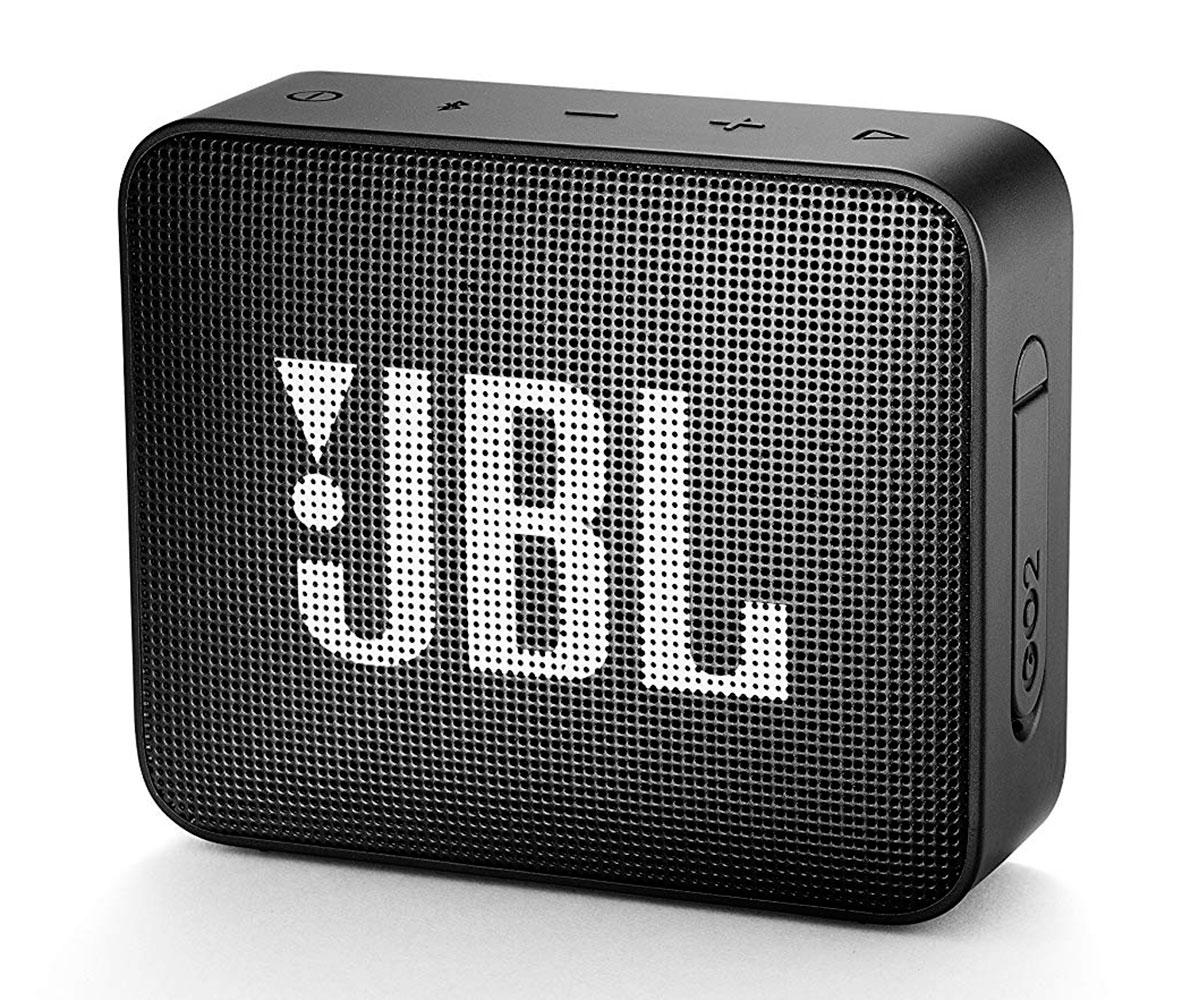 JBL GO2 NEGRO ALTAVOZ INALÁMBRICO PORTÁTIL 3W RMS BLUETOOTH AUX MICRÓFONO MANOS