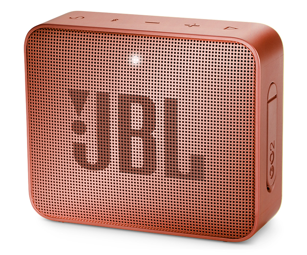 JBL GO2 CINNAMON ALTAVOZ INALÁMBRICO PORTÁTIL 3W RMS BLUETOOTH AUX MICRÓFONO MAN
