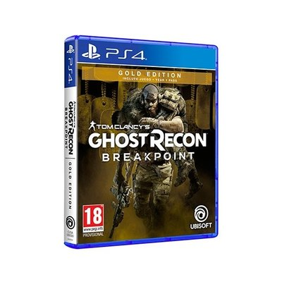 PS4 Juego Ghost Recon Breakpoint Gold Edition